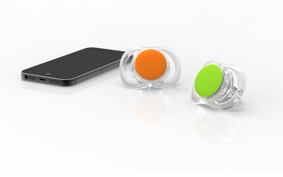 Two-Pacifiers-with-iPhone