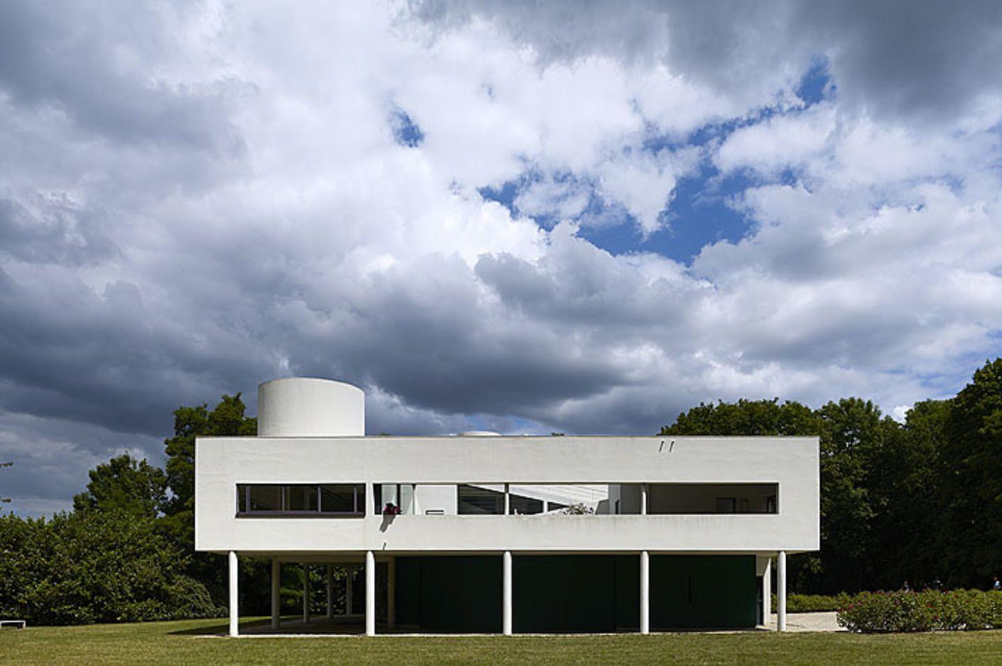 Tre ville capolavoro di tre architetti illuminati bigodino for Poissy le corbusier