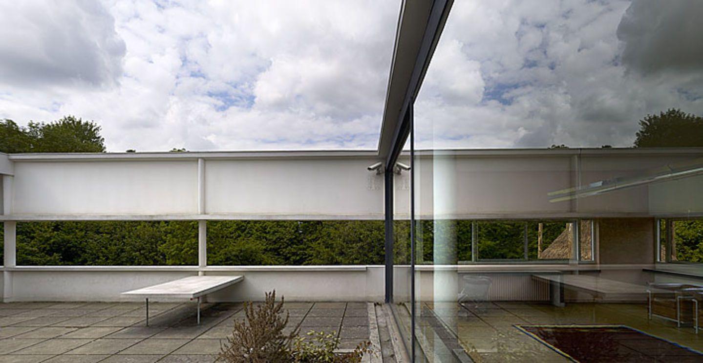 Tre ville capolavoro di tre architetti illuminati bigodino - Le corbusier tetto giardino ...