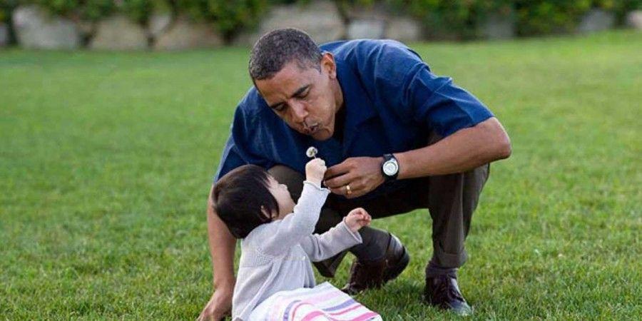 I bambini vivono il presente... e permettono anche ai grandi di farlo!