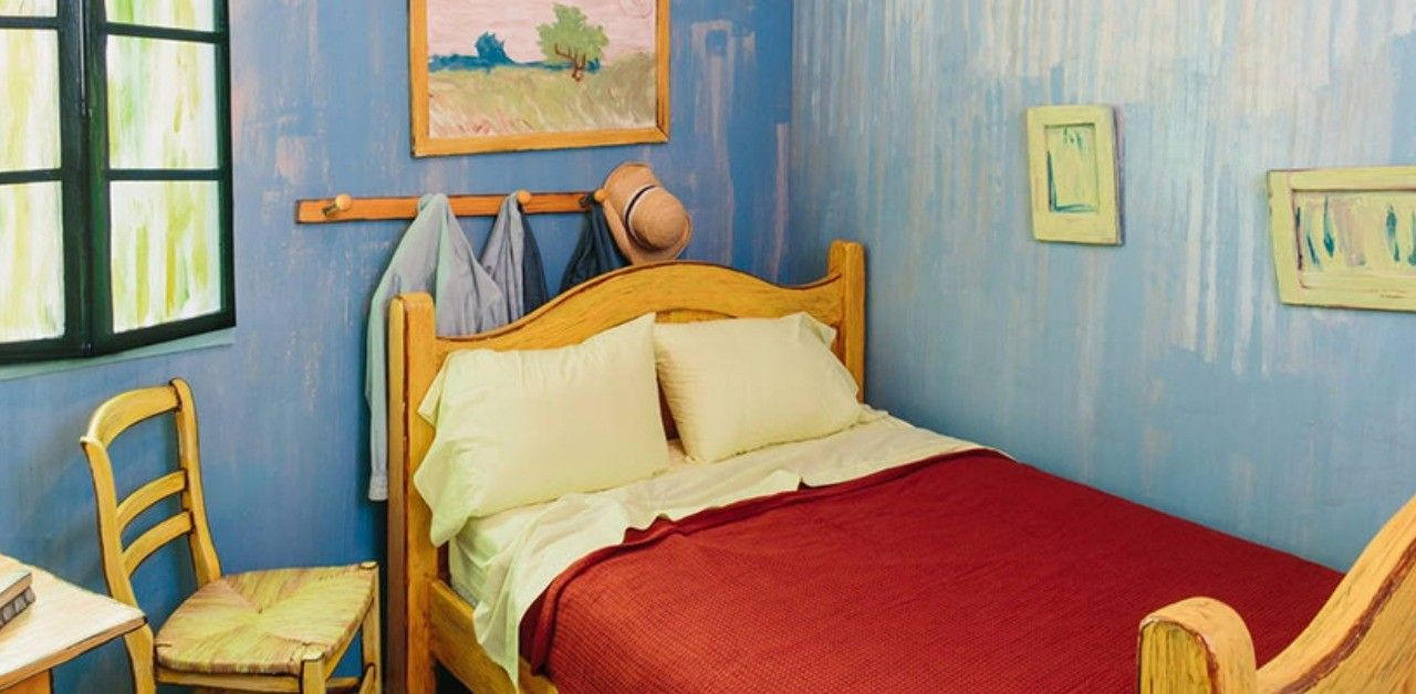 Dormire nel quadro della Camera di Van Gogh è possibile: ecco come ...