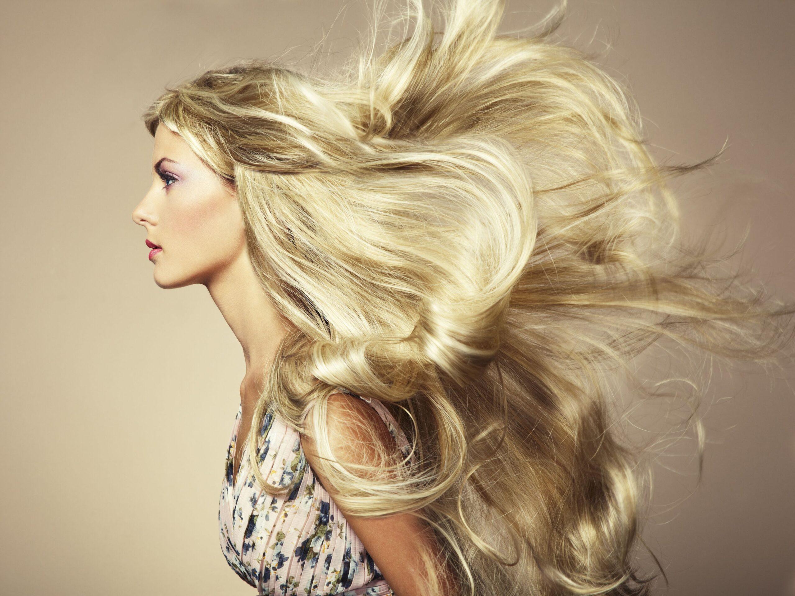 Avere capelli lunghi e sani si può