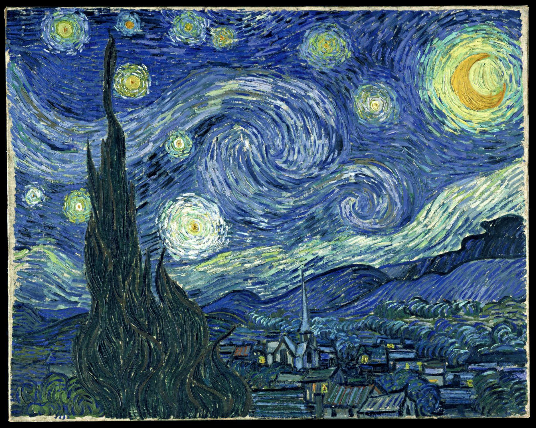 Capelli dipinti come i quadri più famosi: l'ultima tendenza