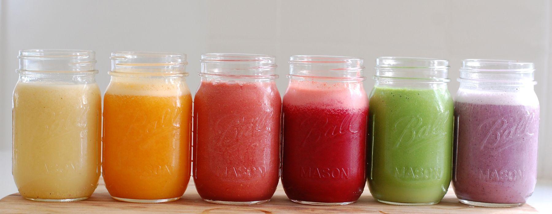 Smoothie da bere a colazione per perdere peso