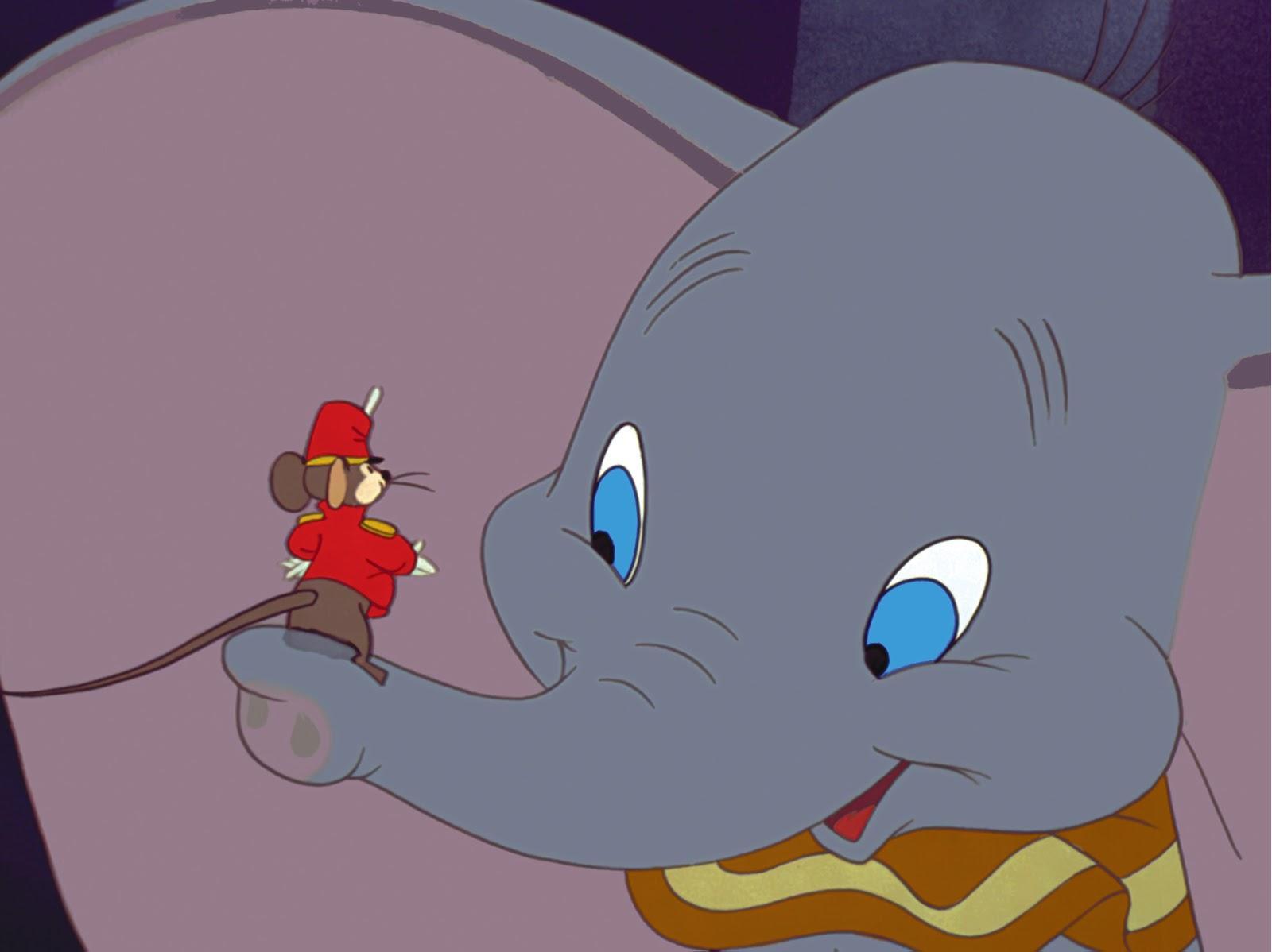 Dumbo è un cartone animato razzista bigodino