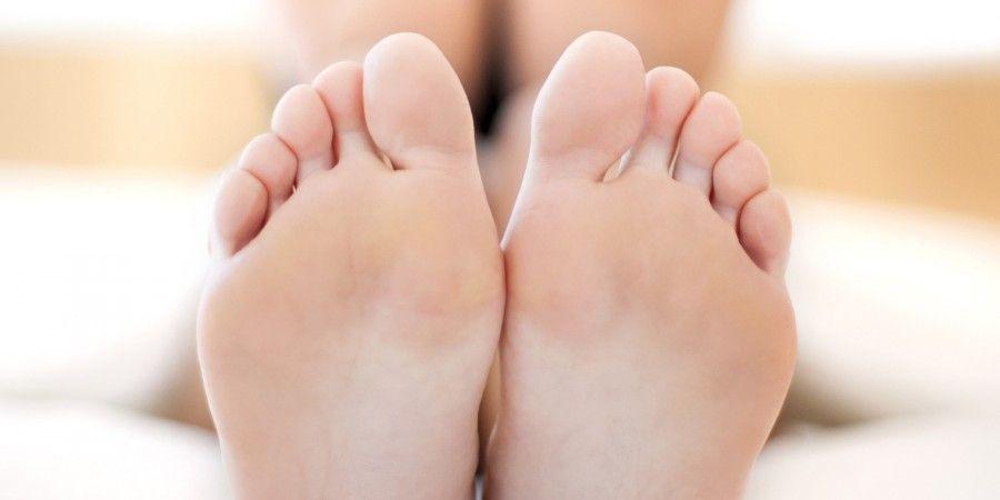 I segnali dei piedi