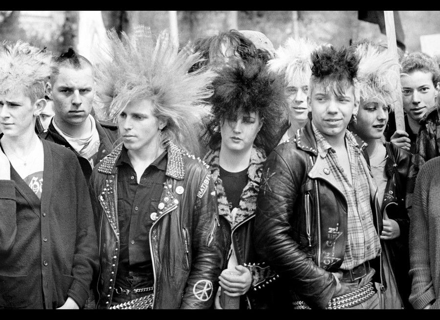 i 40 anni del punk a Londra