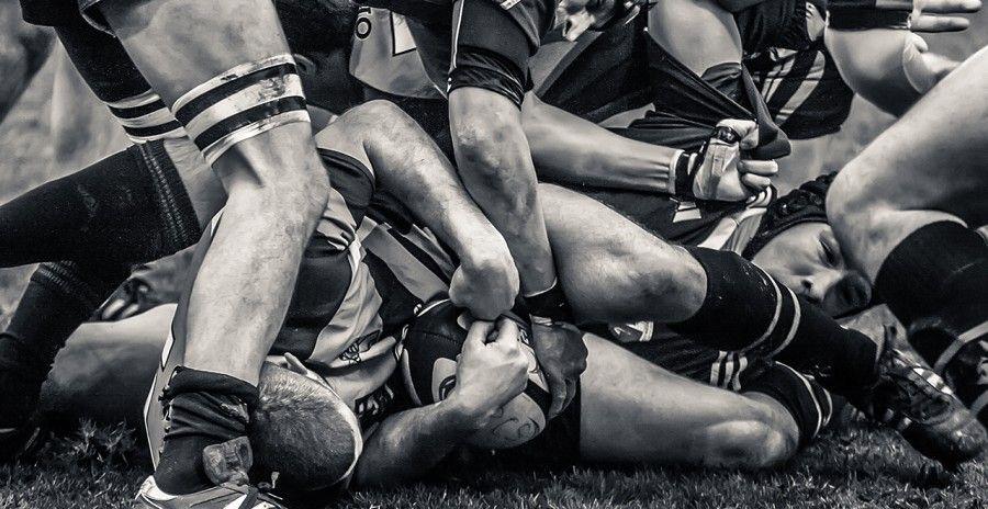 Mischia di rugby