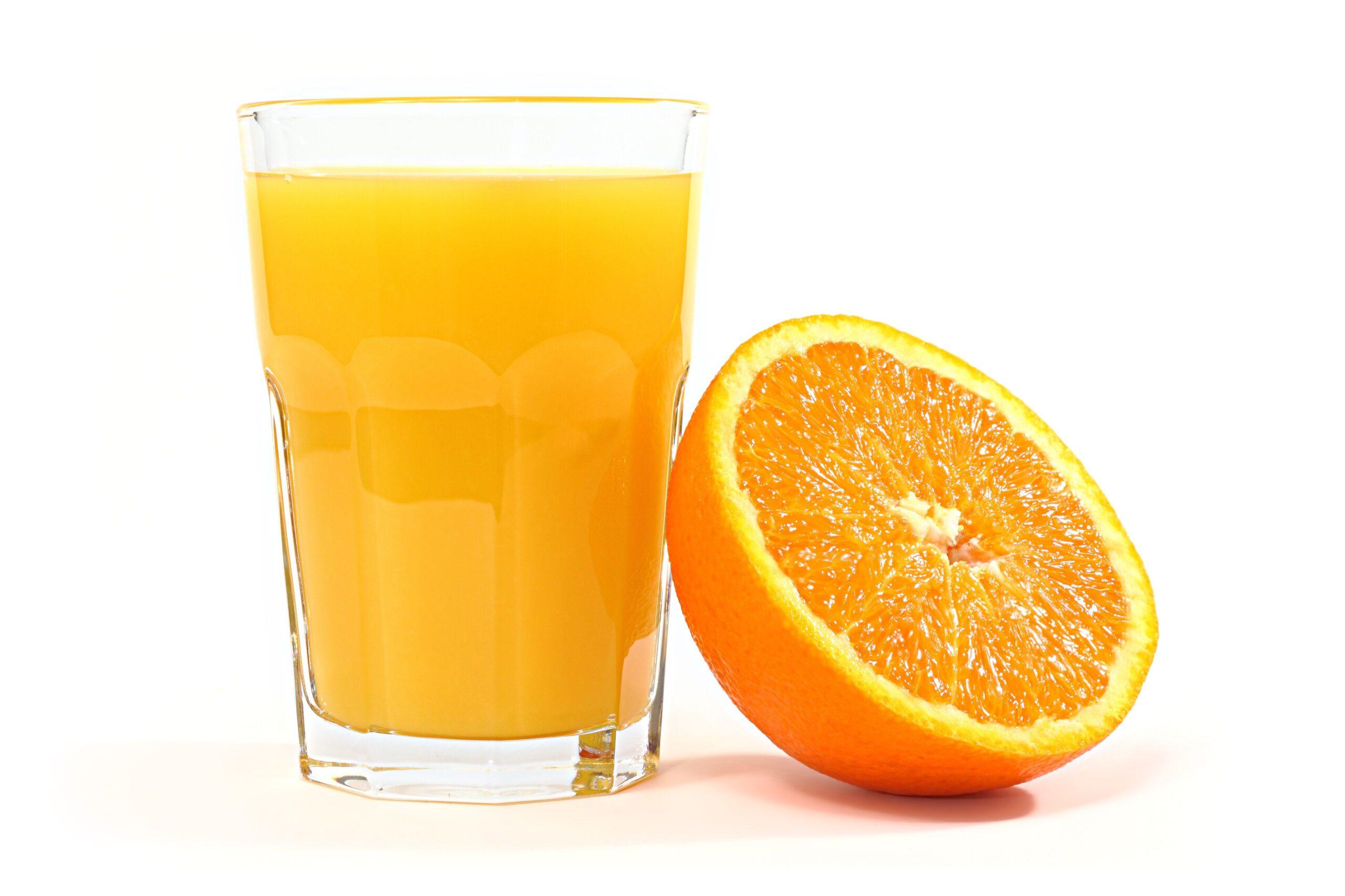 Come conservare una spremuta d'arancia fresca