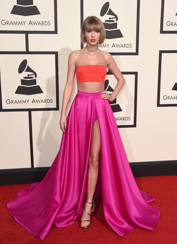 Taylor Swift ai Grammy 2016
