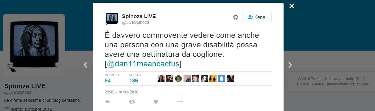 tweet-spinoza