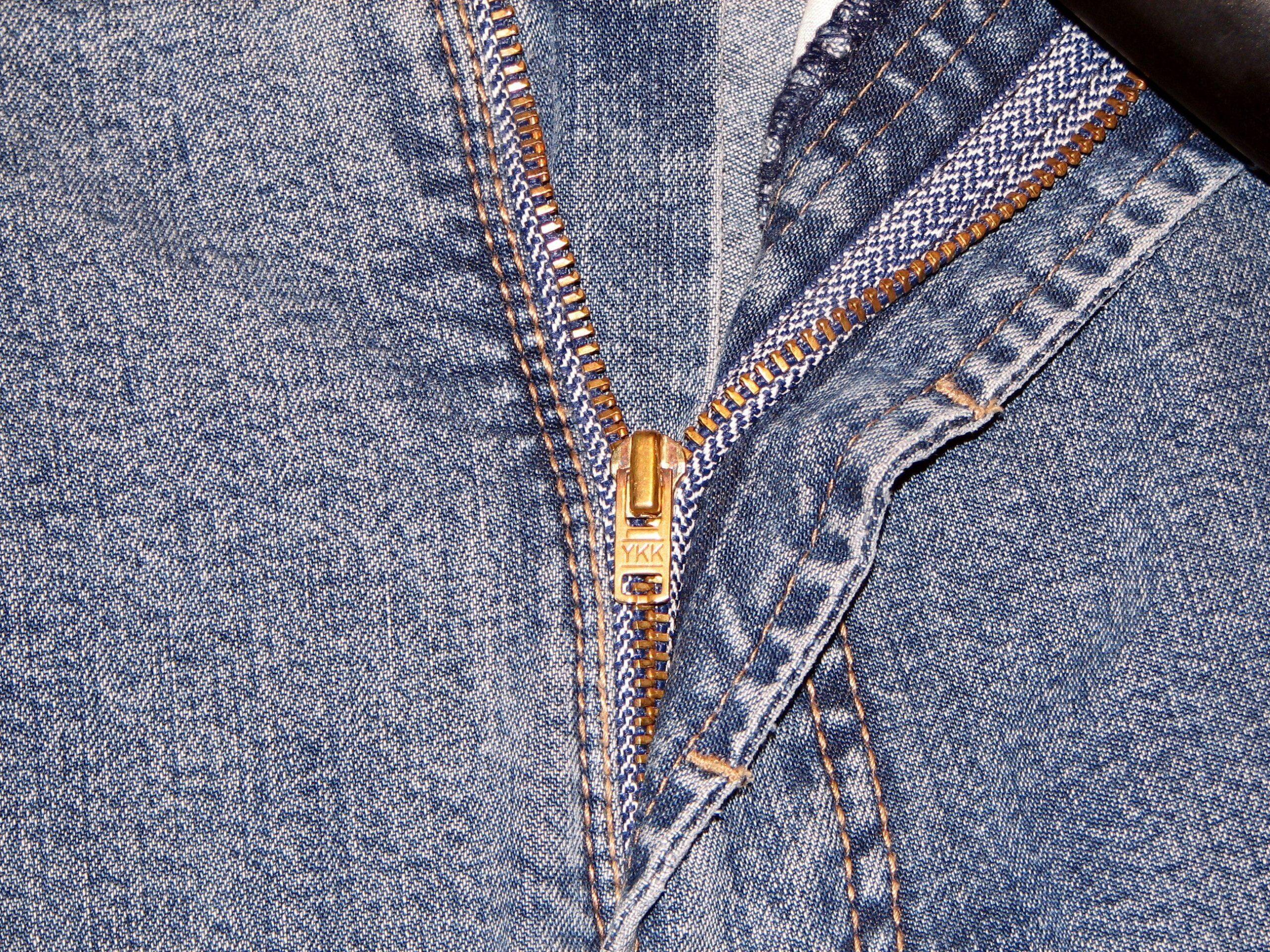 Come riparare la zip dei pantaloni in 5 minuti (video)