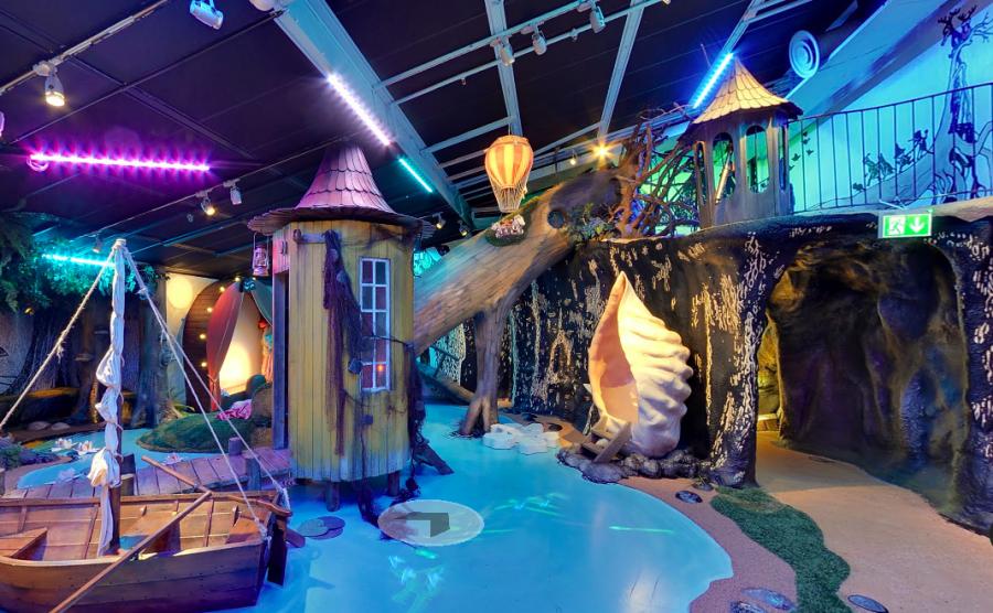 Il museo dei bimbi a Stoccolma