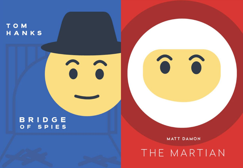 Bridge of Spies - The martian