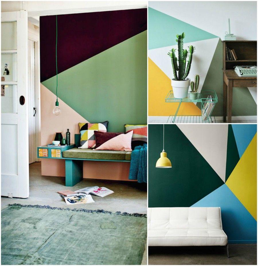Come rinnovare casa spendendo pochissimo bigodino - Colorare pareti casa ...