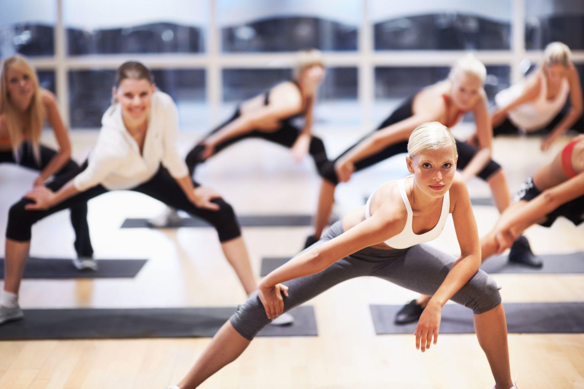 30 minuti di danza aerobica da fare a casa: il video