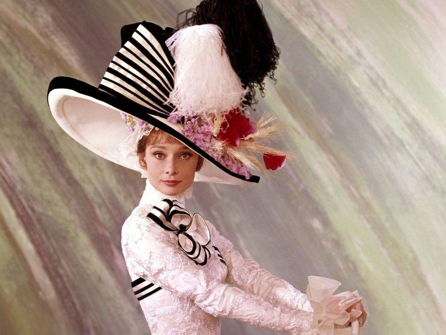 Audrey Hepburn Eliza Doolittle