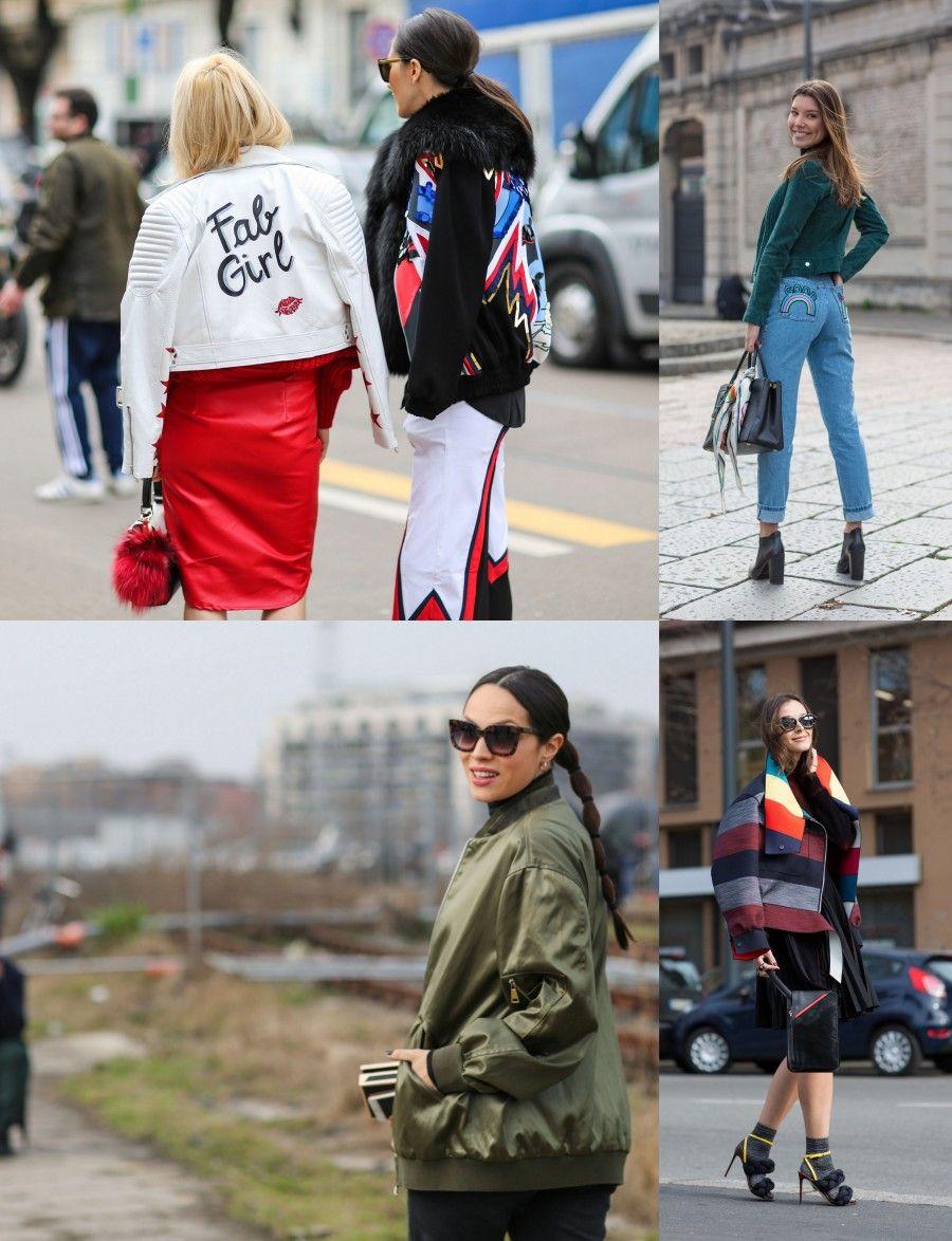 Milan Fashion Week Street Style by Federico Avanzini