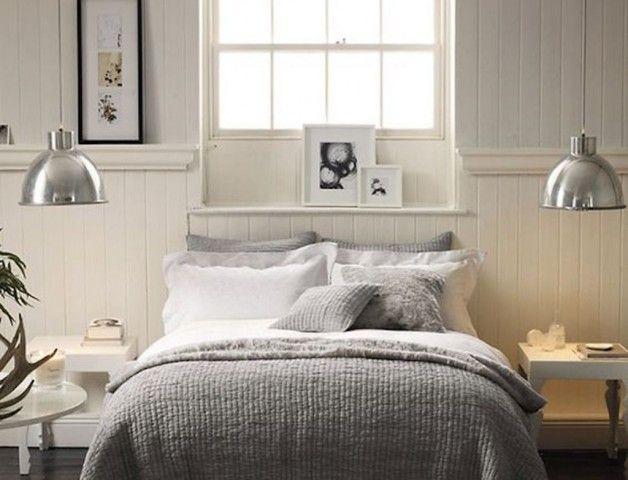 Fonti di luce in camera da letto