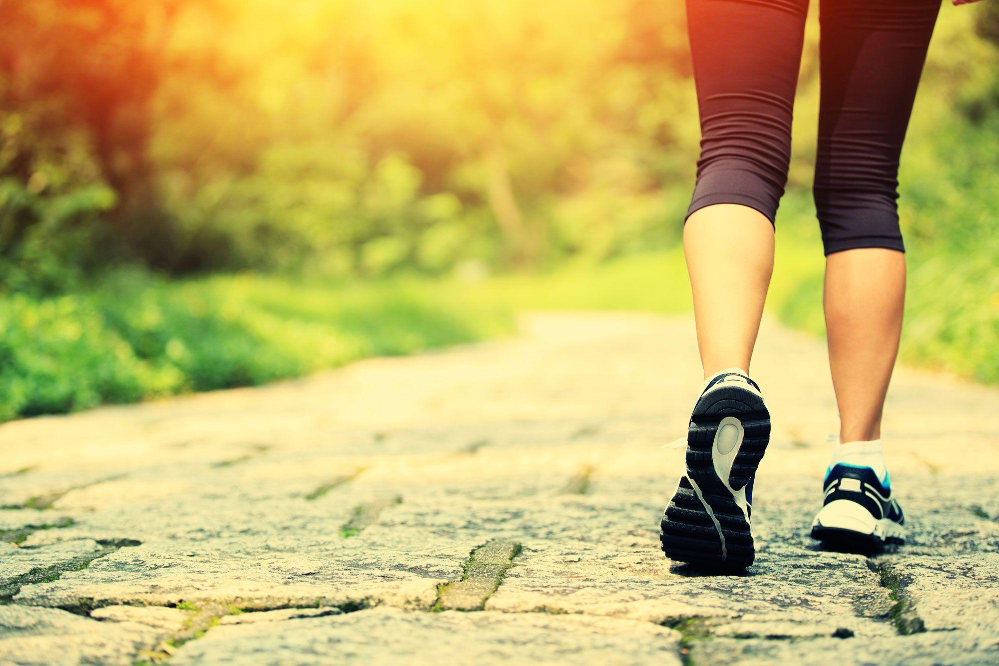 Fitwalking: la camminata sportiva per stare in forma (video)