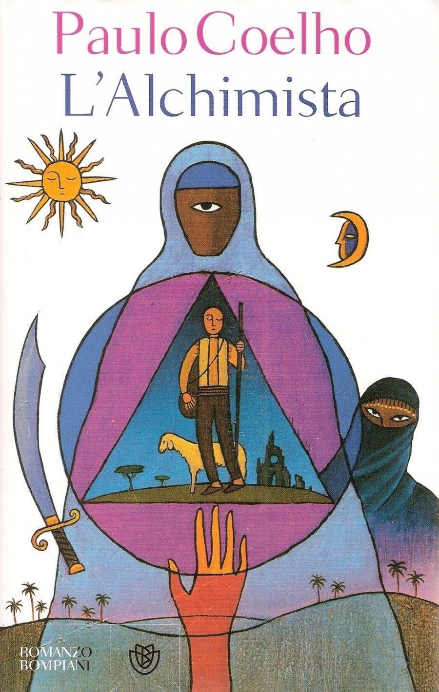 Cover de L'Alchimista