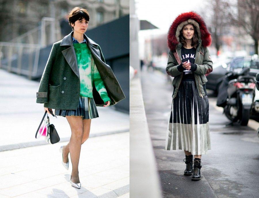 Milan Fashion Week Street Style by imaxtre
