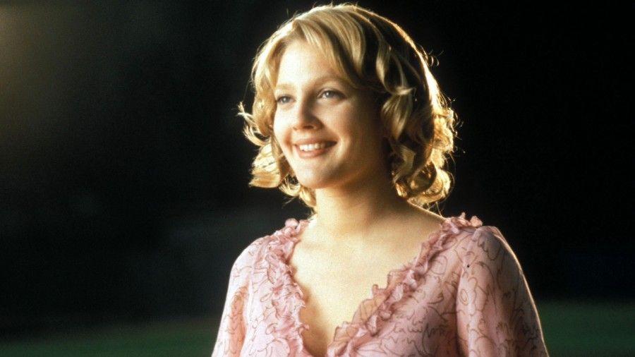 Drew Barrymore in Mai stata baciata