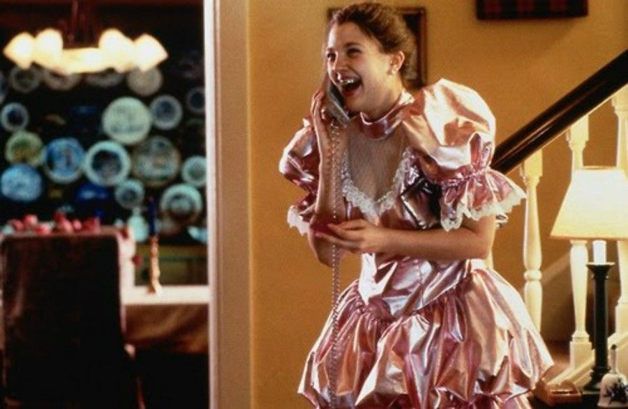 Drew Barrymore in Mai stata baciata_