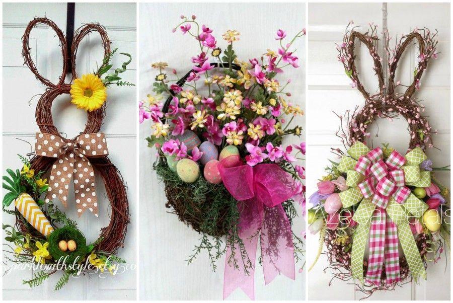 Idee Pasquali Alluncinetto Idee Fai Da Te Pasqua Diy Pasqua Idee