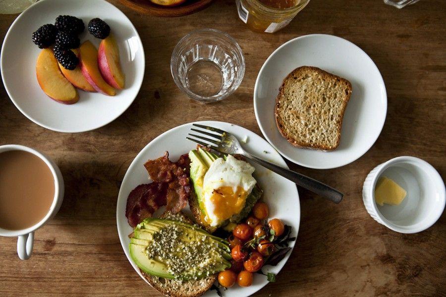 Food blogger App
