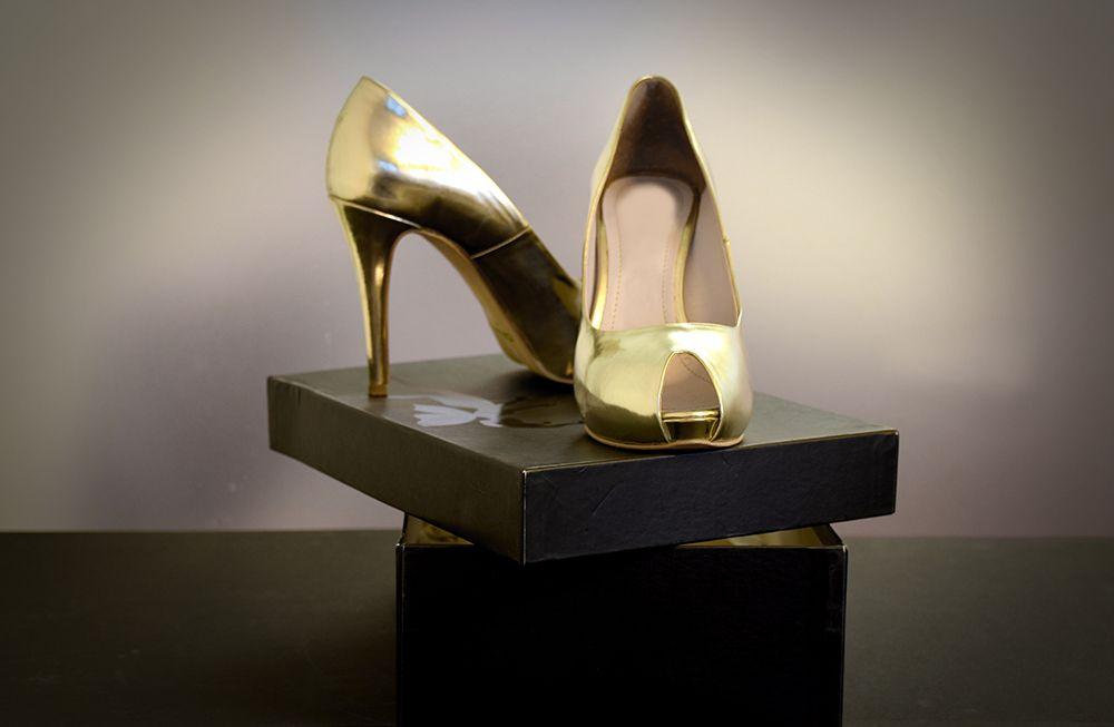 Isabella Ferrari - scarpe