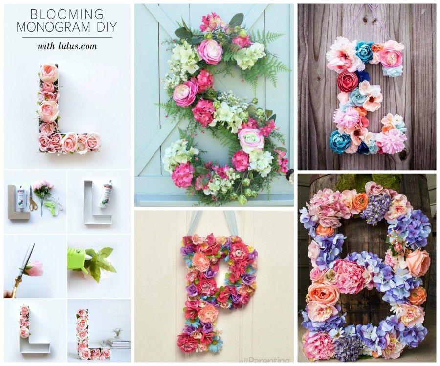 Lettere-fiori