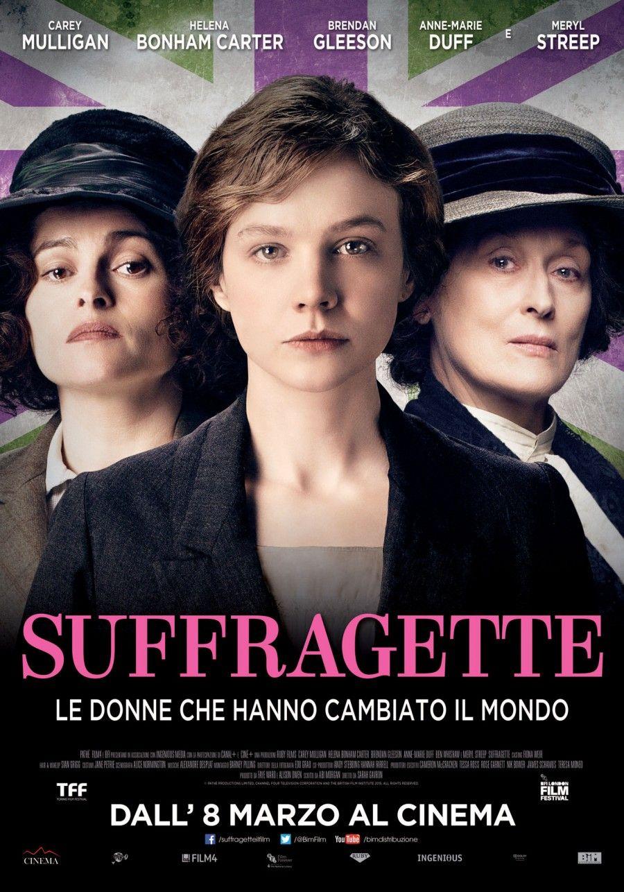 Locandina di Suffragette