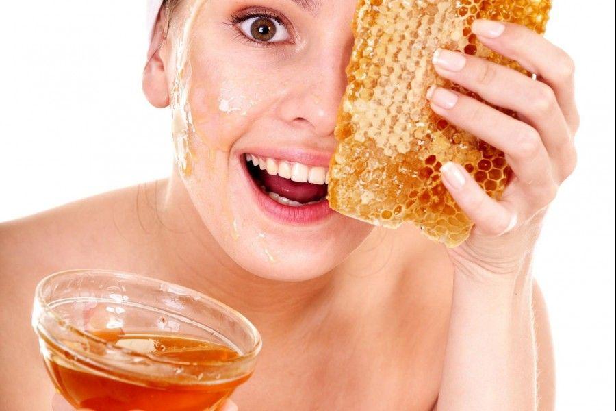 Maschera miele fai da te