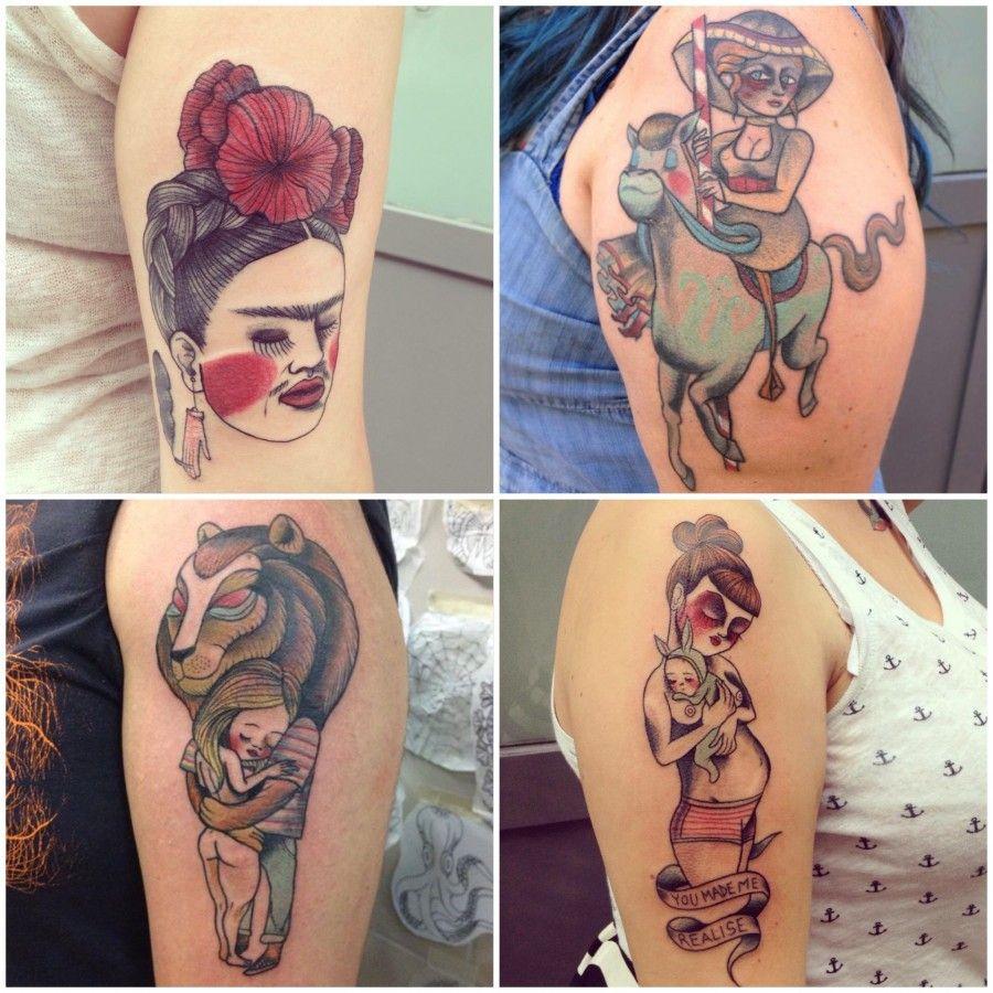 Nicoz balboa tatoo