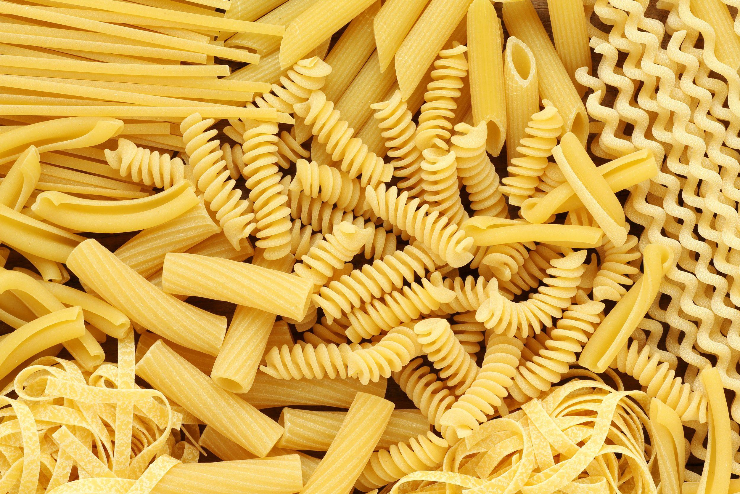 Quanti tipi di pasta esistono?