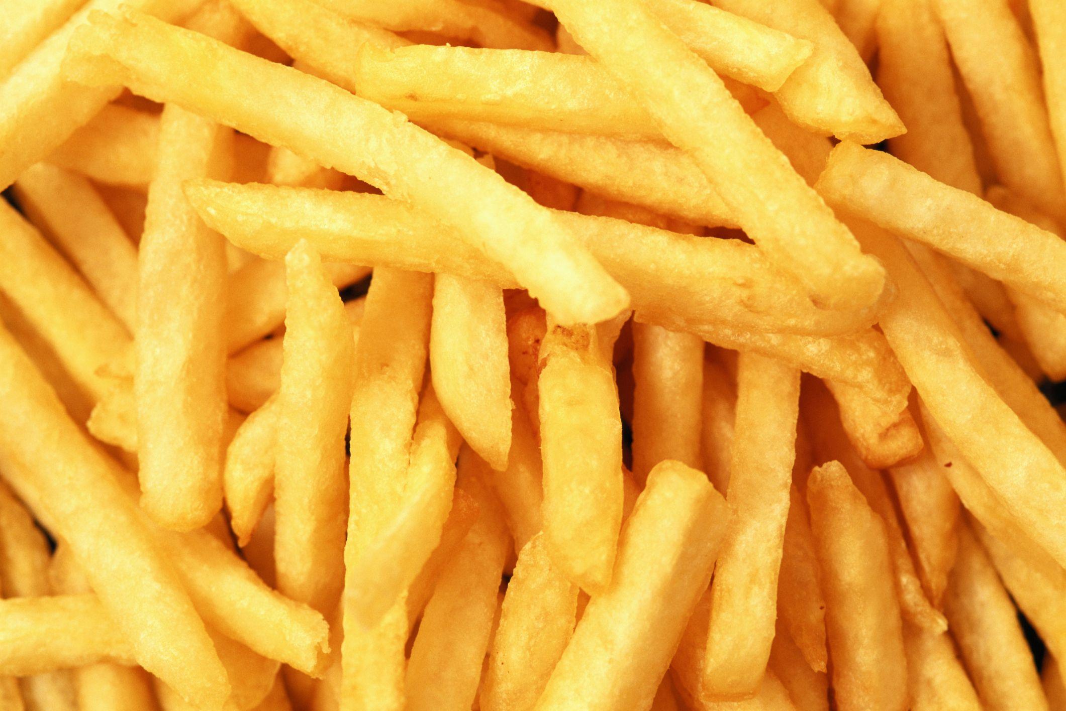 Perchè non riesci a smettere di mangiare le patatine fritte