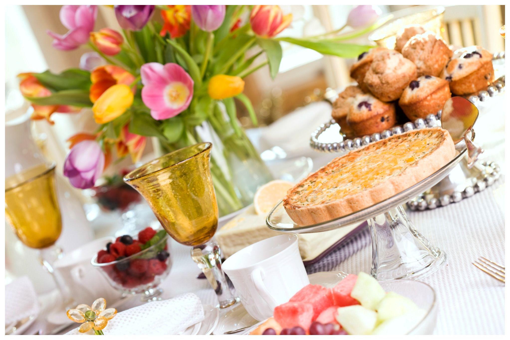 10 ricette per la tua colazione di Pasqua