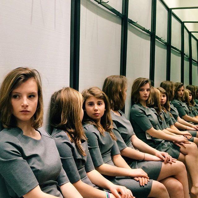 Quante ragazze vedi