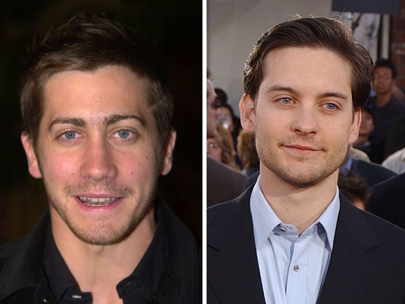 Tobey Maguire e Jake Gyllenhaal