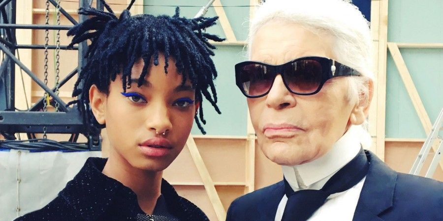 Willow Smith per Chanel
