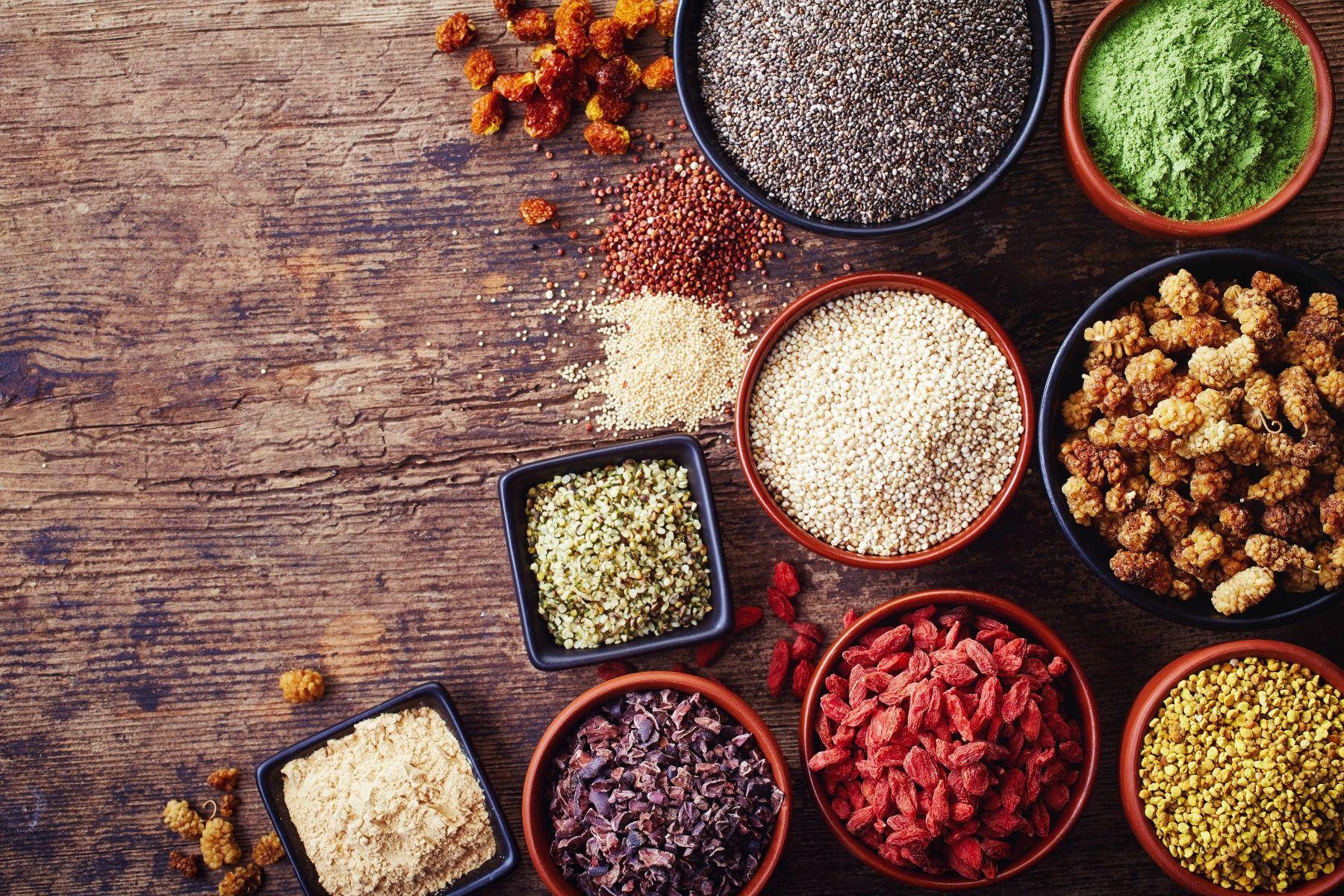 6 alimenti naturali e super sani di cui dovremmo fregarcene