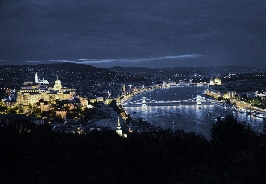 10 luoghi più romantici d'Europa