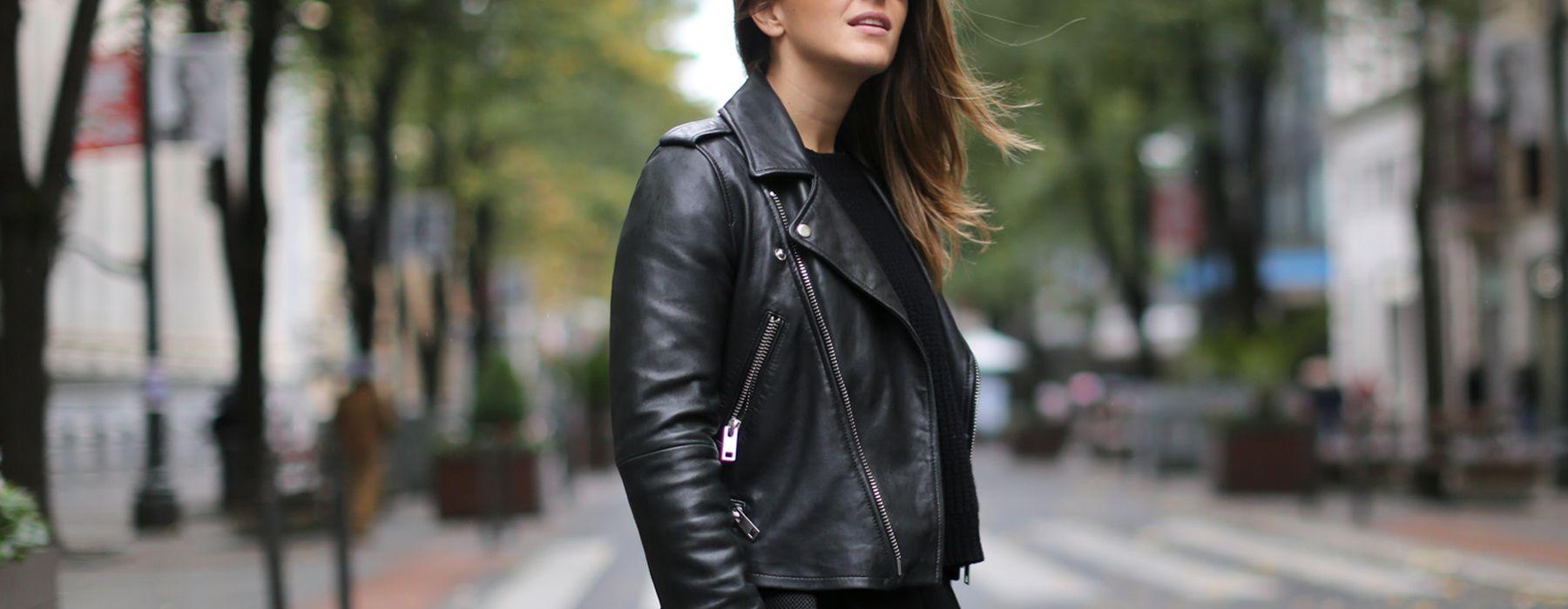 Le giacche di pelle più trendy della primavera