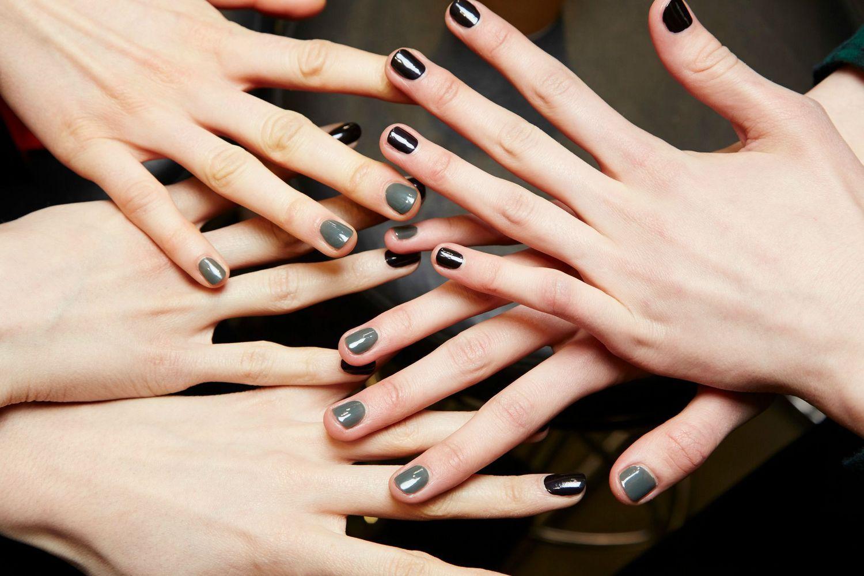 Gli smalti ideali per chi ha le unghie corte