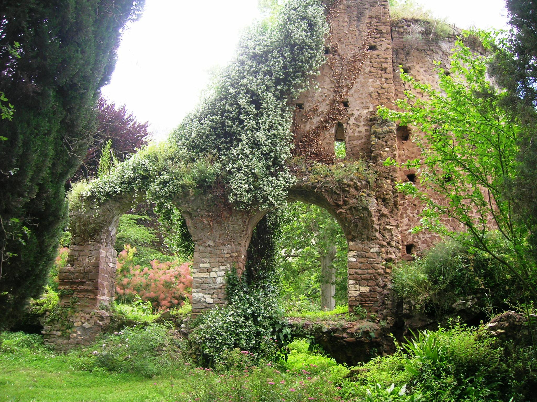 Uno Dei Giardini Pi Belli Del Mondo Si Trova Vicino Roma