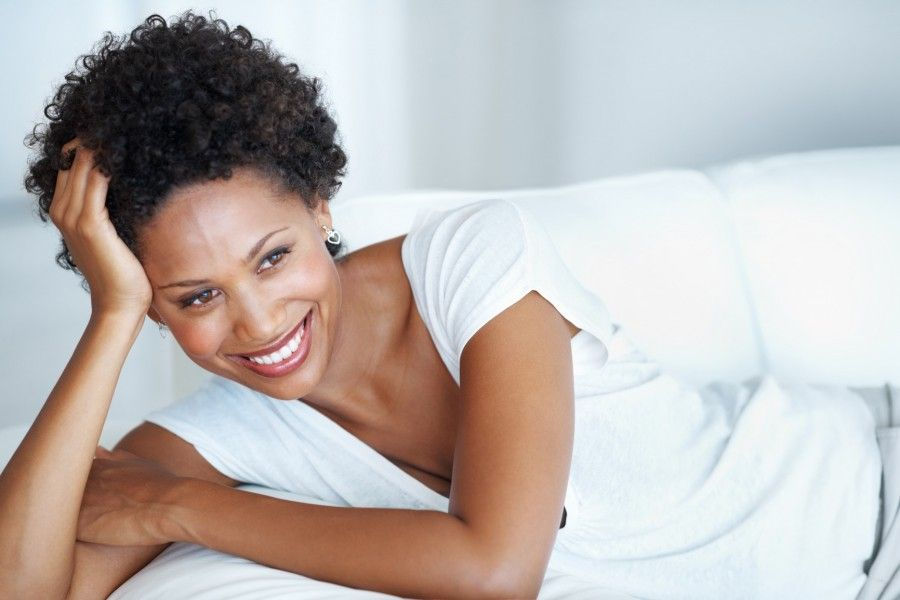 happy-woman-relaxing-at-home