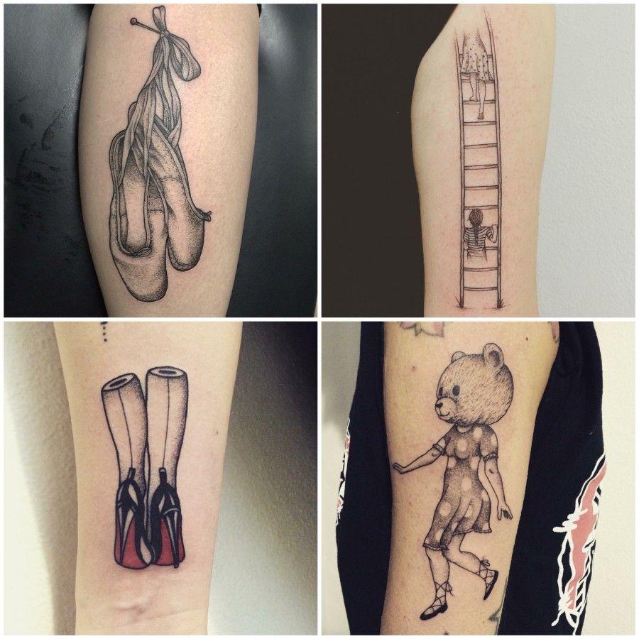 la bigotta tatoo