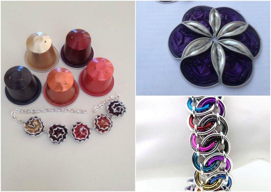 Favorito DIY: costruire gioielli con le capsule di caffè | Bigodino YK27