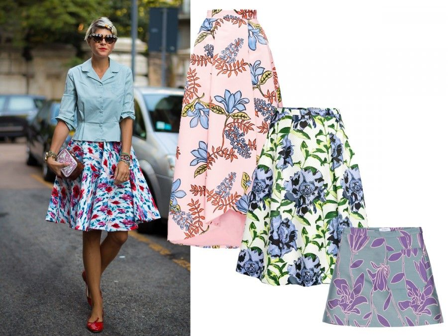 online store d4a88 7aa61 Gonne: i modelli di tendenza per la primavera-estate | Bigodino